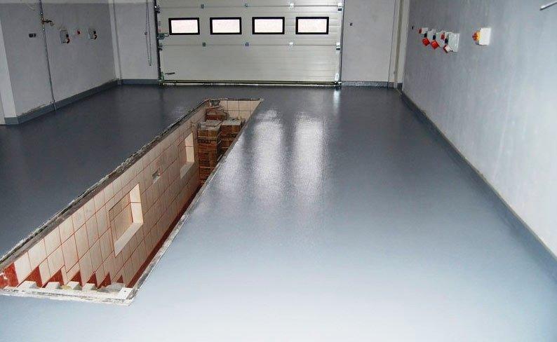 Краски для бетона половые в махачкале инъекционная гидроизоляция технология