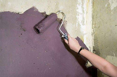 Краска резиновая для бетона купить грибковое поражение бетона